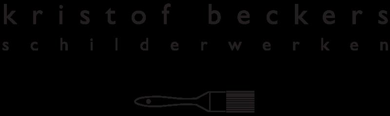 logo Kristof Beckers Schilderwerken